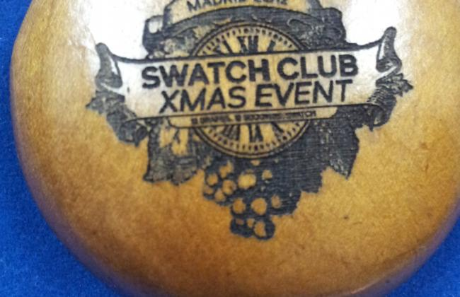Convención anual Swatch Club Xmas Event 1